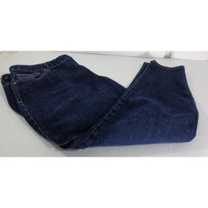 STYLE & CO Women's Denim Jeans 22W Skinny Mid Rise